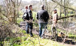 Smag på nordiske urter 1, 7/4 2019 – kursus i FOF Køge-regi