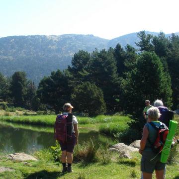 yogaferie vandreferie pilgrimsvandring